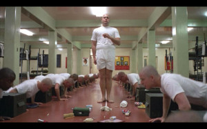 Columns and Temples In Kubrick's Full Metal Jacket