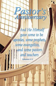 Pastor's Appreciation