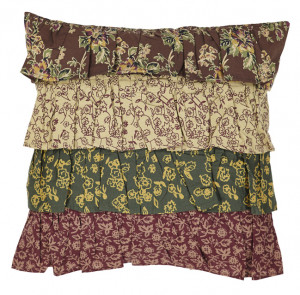 Berkeley Ruffled Pillow 16 inch