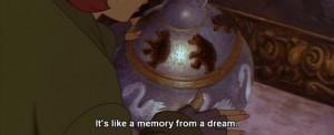 anastasia #anastasia 1997 #romanov #quote #mine #dreams