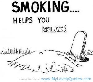 smoking short funny quotes