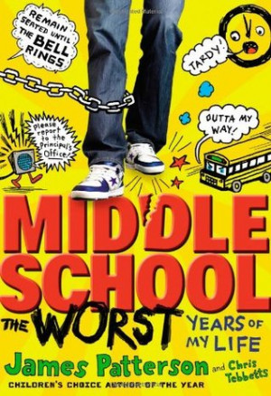 "... School: The Worst Years of My Life (Midde School, #1)"" as Want to"