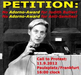 Premio Adorno 2012 I (y la polémica)