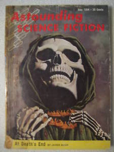 ASTOUNDING Science Fiction 5 54 L Sprague de Camp