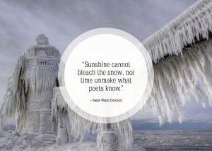 Inspirational snow quotes21 Inspirational snow quotes