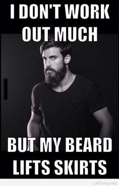 My feeling with a beard | Funny Pictures | Funny Quotes | Funny Jokes ...