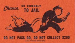 Poor CRM = Go Directly to Jail