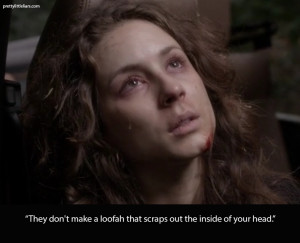 The Top Spencer Hastings Quotes from Pretty Little Liars Season 3