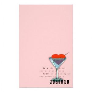 Funny Martini Quotes