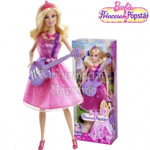 Barbie Princesa Popstar Ast