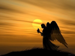 ... : for thereby some have entertained angels unawares.