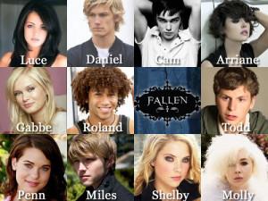TAGS: Fallen. Fallen Series. Lauren Kate. Torment. lucinda price. Luce ...