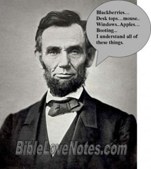 "CHECK THEIR VALIDITY"" ABE LINCOLN. I laughed when I saw this quote ..."