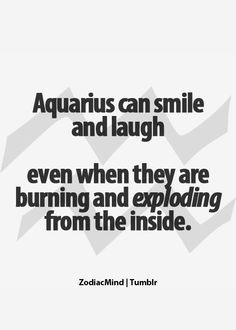 Aquarius Quotes