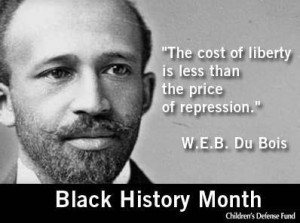 the cost of liberty is less than the price of repression w e b du bois
