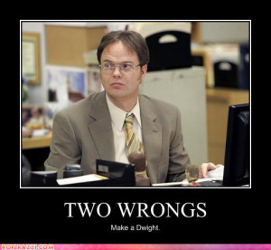 fact dwight schrute quotes