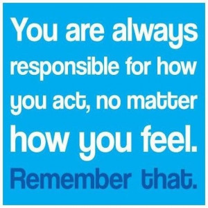 Responsibility quotes, motivational, sayings, feel
