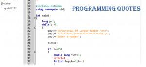 Amazing Programming Quotes