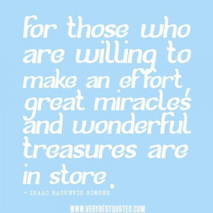 Effort quotes for those who are willing to make an effort great ...