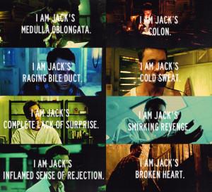 am Jack's... - fight-club Fan Art