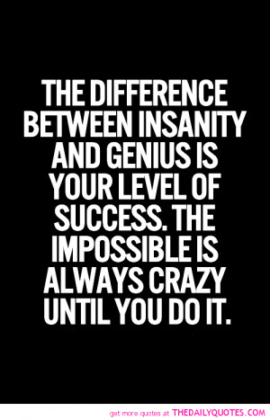 Quotes About Insanity