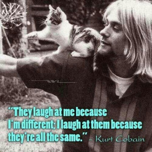 KurtCobain #Nirvana #quotes