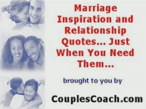 Save Your Marriage - Marriage Counseling and Marriage Quotes ...
