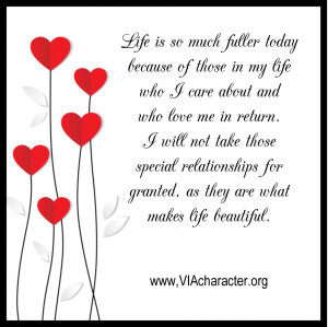 Caring For Others Quotes Affirmation quote about love