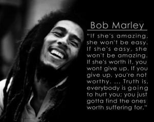 Favorite Bob Marley Quote ( i.imgur.com )
