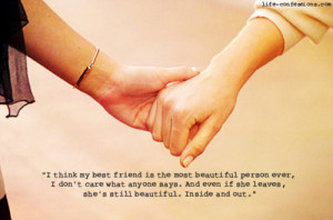 Best Friends Holding Hands Quotes. QuotesGram