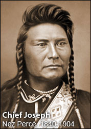 chief joseph nez perce in his final years chief joseph