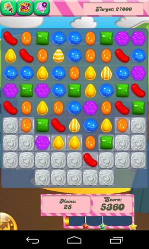 Candy Crush Saga Sample Gameplay 4 Androidtapp