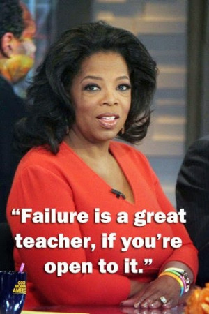 Oprah Winfrey Inspirational Quotes Wise Words From Famous Women