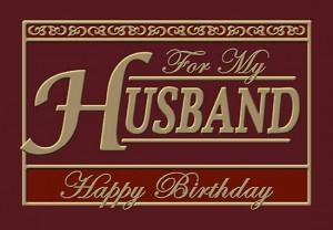 Birthday love quotes husband