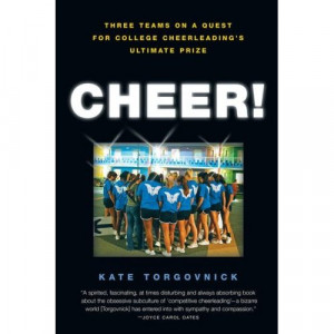 Proof that cheerleading is not a sport!