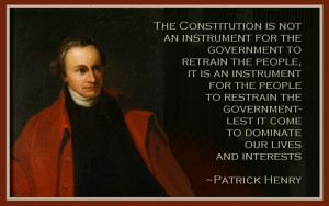 Patrick Henry Quotes   Conservative Christian: Conservative Clipart