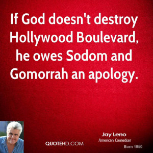 Jay Leno Quotes