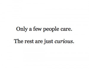 quotes about nosy people