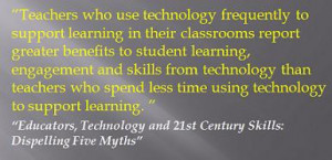 ... education and instructional technologies, and how effectively they