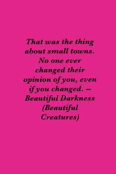 Beautiful Darkness (Beautiful Creatures 2) More