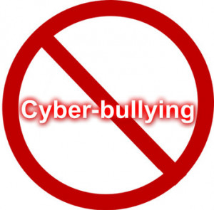 No Cyber Bullying Say no to rescue cyber-