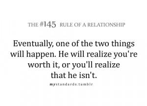 Rules of a Relationship by aurelisabel