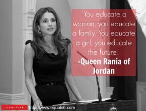 ... motivational: Al Abdullah, Queens Rania Quotes, Queenrania, Advanced