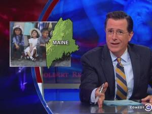Screenshot: Colbert Report (Photo: Screenshot: Colbert Report)