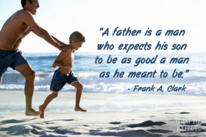 ... these lovely quotes about fatherhood with your family and friends