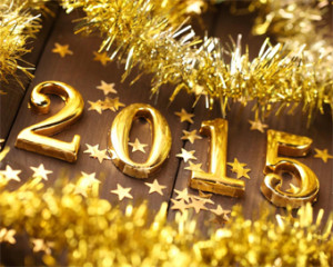 Happy New Year 2015 :New Year SMS messages, quotes to exchange ...