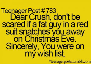 christmas, christmas eve, crush, dear, dream, in loved, santa claus ...