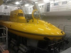 Paul Allen Submarine