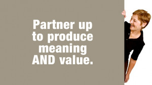 Business Partnership Quotes and Sayings