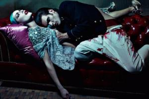 Vampiri osvajaju modu: Ožiljci na vratu su IN!